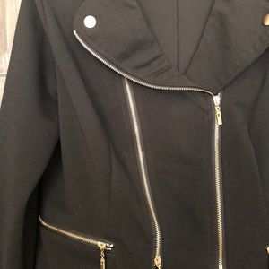 Jackets & Coats - New with Tags! Lightweight Motorcycle Style Jacket